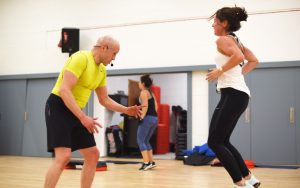 Aerobic Classes in Currie
