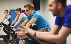 Spin & Aerobic Classes in Currie